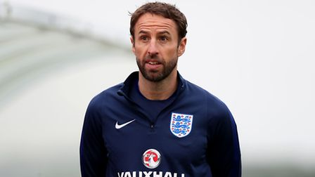 File photo dated 05-09-2016 of England U21 manager Gareth Southgate. Photo: Simon Cooper/PA Wire.