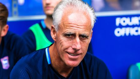Town manager Mick McCarthy. Picture: Steve Waller www.stephenwaller.com
