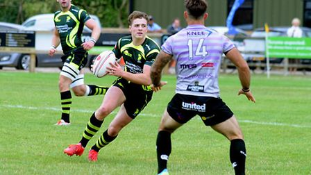 Bury St Edmunds entertain Clifton in their first National League 2 home game of the season at The Ha