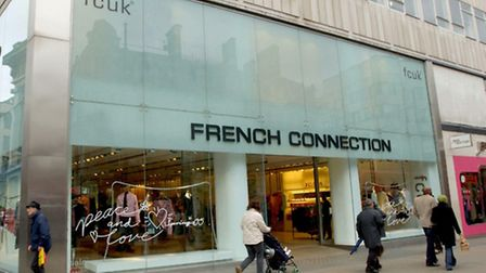 French Connection has seen sales fall.