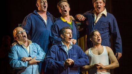 Made in Dagenham which opens next week at the New Wolsey Theatre in Ipswich. Jeffrey Harmer, Anthony