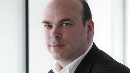 Mike Lynch, founder of the former Autonomy company, part of which has now been sold by Hewlett Pack