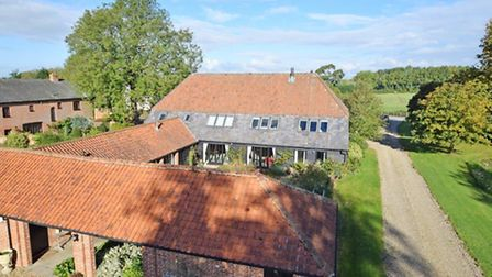 One of Suffolk's most expensive houses sold in August 2016