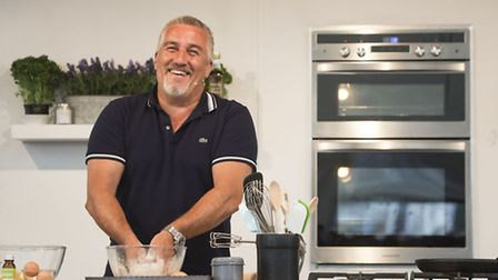 Paul Hollywood, who will judge The Great British Bake Off for the next three series when it moves to
