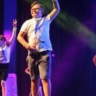 The Cheeky Monkeys perform at Ipswich Has Talent