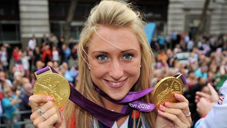 Laura Trott, adds Boulting, is a phenomenal talent who exudes a passion for the sport. Photo: Tim Ir