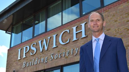 Richard Norrington, who is to become chief executive of Ipswich Building Society.