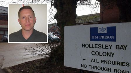 Stuart Guildea found after going missing from Hollesley Bay Open Prison