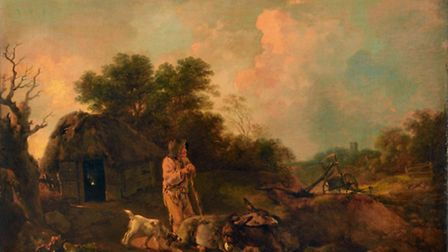 A Gainsborough painting