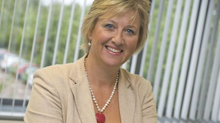 Katy Ford, chief executive of Foundation East. Photo: Si Barber