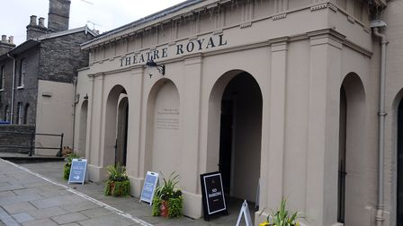 The Theatre Royal in Bury. Picture: PHIL MORLEY