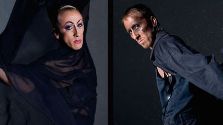 Choreographer Arthur Pita will be premiering a new performance piece Stepmother/Stepfather for Hallo