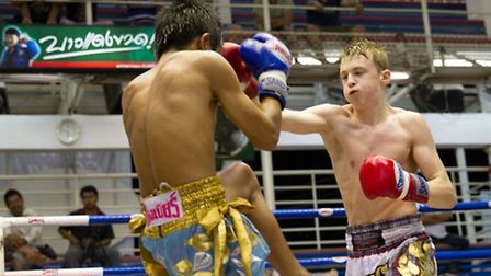 Le Maire, right, in action in Thailand