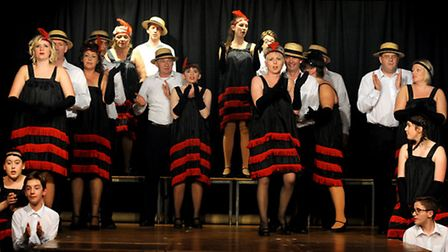 The Barton Players rolling out the barrell this weekend with their traditional Olde Tyme Music Hall