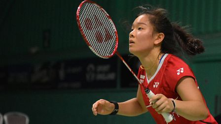 Suffolk Saxons' new player, 17-year-old Fee Teng Liew, will make her debut against Loughborough Ligh
