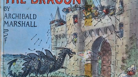 Ipswich School has an incredible archive of original Edward Ardizzone prints and books.
