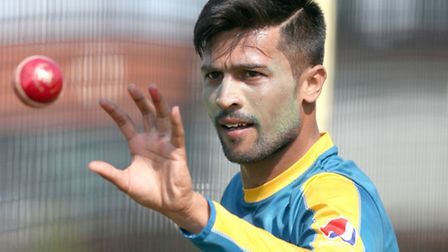 Mohammad Amir has signed for Essex