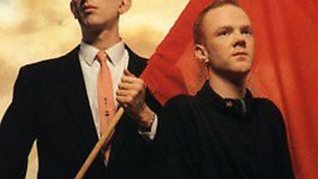Richard Coles and Jimmy Somerville in the 1980s, as The Communards