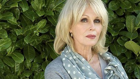 Joanna Lumley will be talking about her new career as a travel film maker at Aldeburgh Documentary F