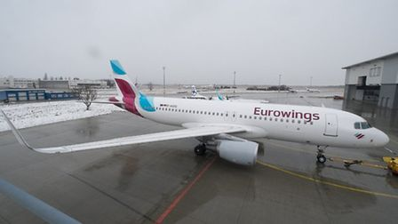 London Stansted received an early Christmas present this week with the news that German carrier, Eur