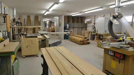Bespoke furniture maker Debenvale Ltd, which has scooped a grant from BEE Anglia which will be used