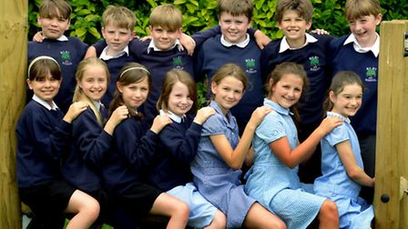 Wilby Primary School were one of the two top performing schools in Suffolk