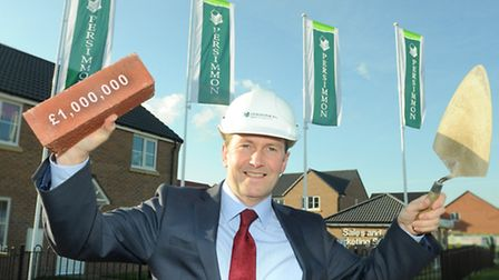 Jeff Fairburn, group chief executive officer, Persimmon Homes.