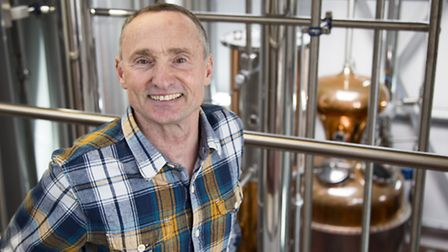 Jonathan Adnams, chairman of Southwold brewer Adnams, has brewed a special beer to celebrate his 60t