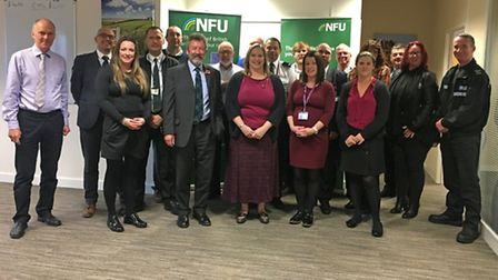 A new group has been set up, under the umbrella of the Essex Rural Partnership, to reduce fly-tippin