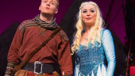 The Snow Queen, the latest Christmas Spectacular from the Ipswich Co-Op Juniors