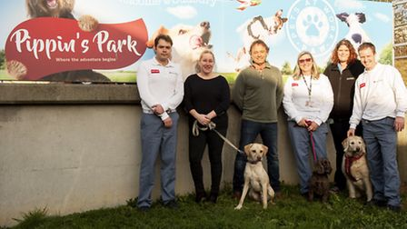 Nestl� Purina Pet Food Factory at Sudbury has launched a Pets at Work scheme