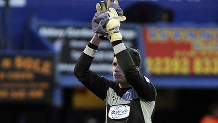 A third successive clean-sheet for keeper Sam Walker, following today's goalless draw at Mansfield