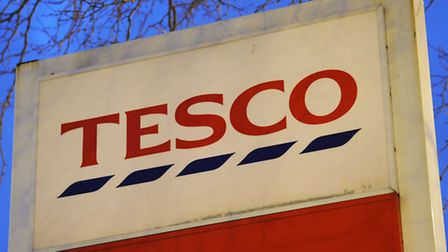 Tesco has reported a 0.7% rise in like-for-like sales over the festive season. Photo: Charlotte Bal