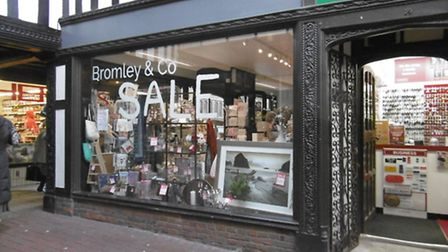 Independent cards, gifts and interiors retailer in The Thoroughfare, Ipswich