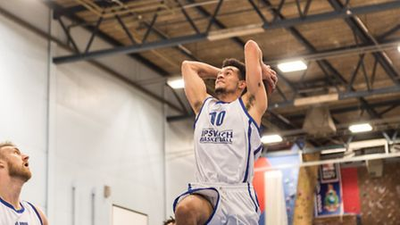 Luke Mascall-Wright led Ipswich with 24 points at Thames Valley