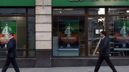 Lloyds Bank has published its latest PMI survey report for the UK's regions and nations. Photo: Ste