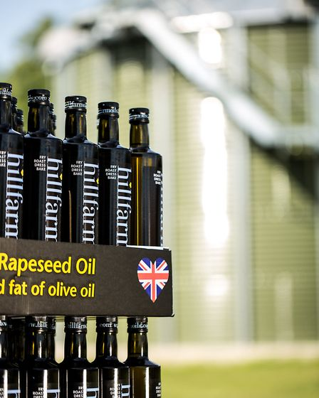 East of England Co-op Producer of the Year awards shortlisted supplier Hillfarm oils.