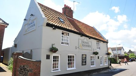 The Trowel and Hammer, Pakefield. PHOTO: Nick Butcher