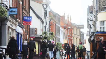 Bury St Edmunds is featured on Come Dine With Me