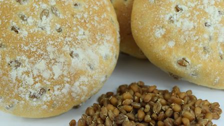 WholeSoft Sprouted rolls.