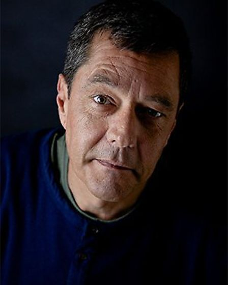Ex-Hollesley Bay inmate, author and prison reform campaigner Jonathan Robinson