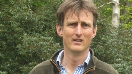 Royal Forestry Society's Tom Courtauld is urging East Anglia's woodland owners to take up the Excell