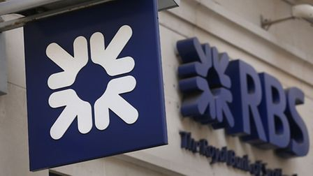 Royal Bank of Scotland as the bank has set aside another 3.8bn US dollars (�3.1b) for expected sett