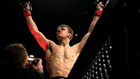 Arnold Allen is one of MMA's brightest young prospects