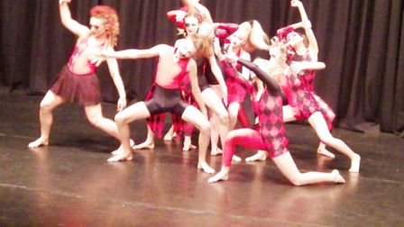 The Sudbury Festival of Performing Arts opened on the 13th February with the Dance Section at the Or