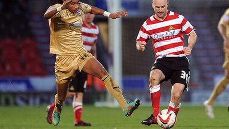 Dominic Samuel made just two appearances for Colchester United before being recalled. Photo: Richard