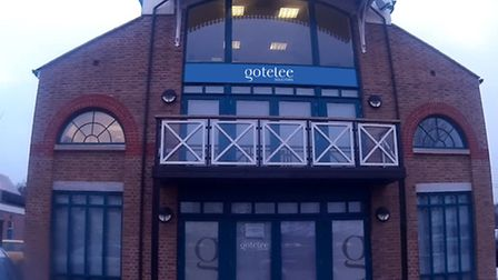 No 6 Quay Point, which is to be the new home for Gotelee Solicitors' team in Woodbridge.