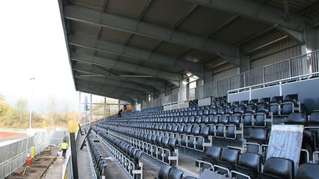 Melbourne Stadium, which hosted Chelmsford's defeat to Tranmere in the FA Trophy