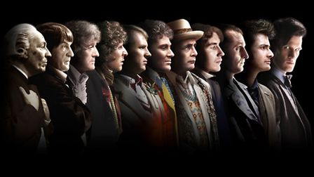 Doctor Who through the ages. Has the time for the Doctor to change sex when he next regenerates?