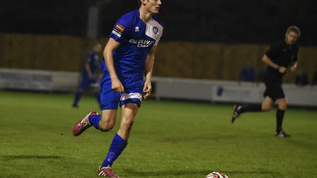 Kyran Clements has been in good form for Bury Town